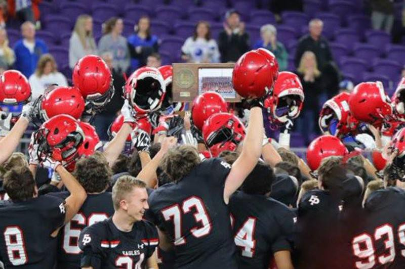 Minnesota — Eden Prairie High School