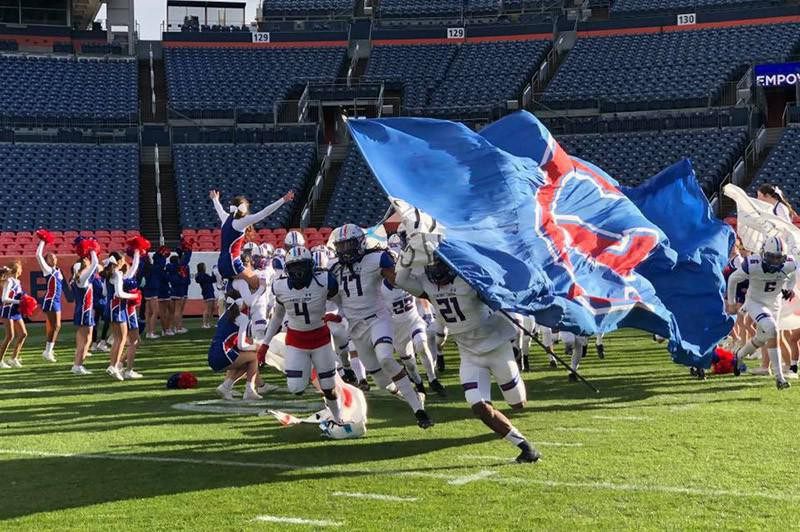 Colorado — Cherry Creek High School