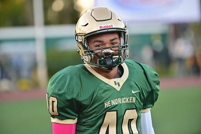 Rhode Island — Bishop Hendricken High School
