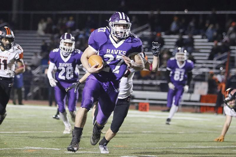 Maine — Marshwood High School