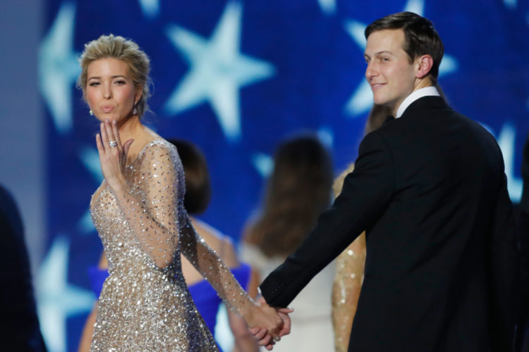 Ivanka Trump And Jared Kushner (Advisor To The President And Senior Advisor) — $0