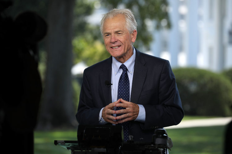 Peter Navarro (Assistant To The President For Trade And Manufacturing Policy) — $183,000