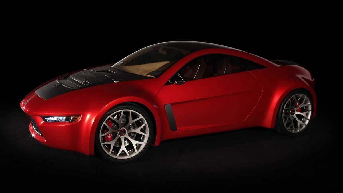 2008 Mitsubishi Concept RA