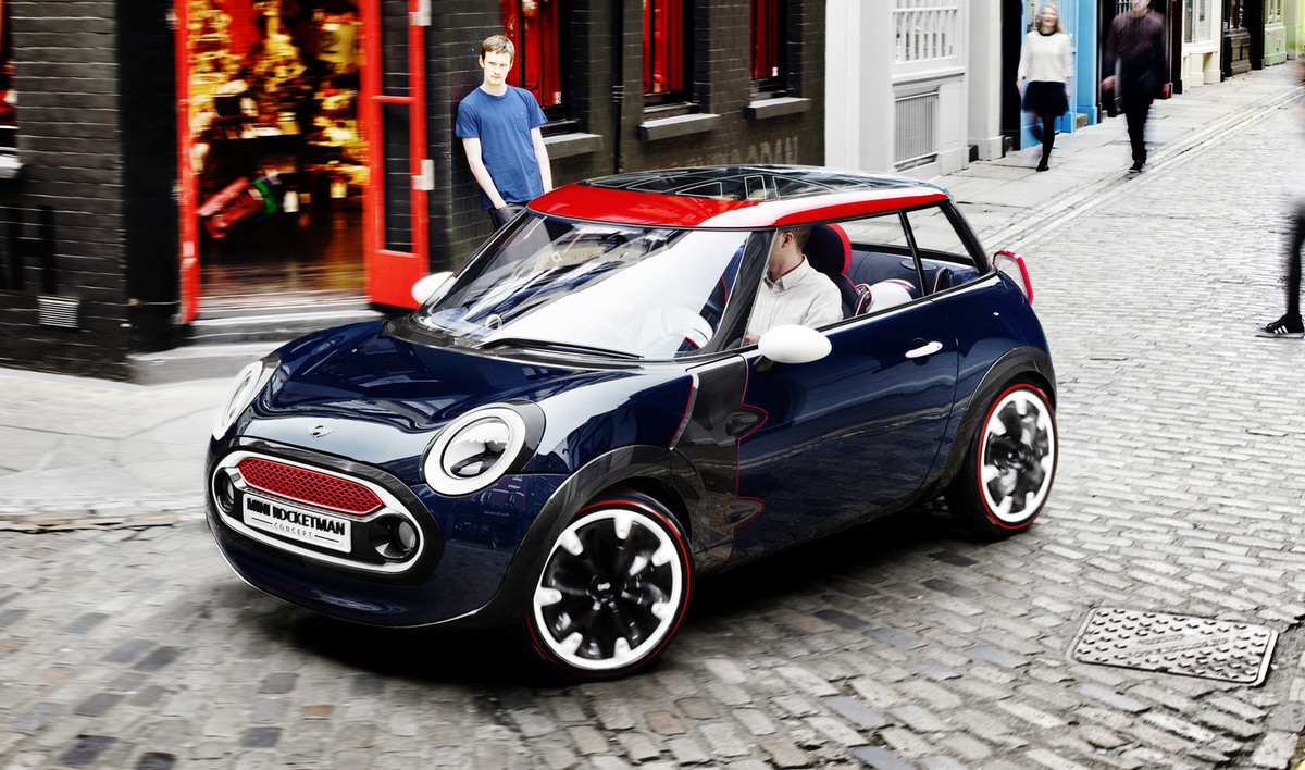 2011 MINI Cooper Rocketman