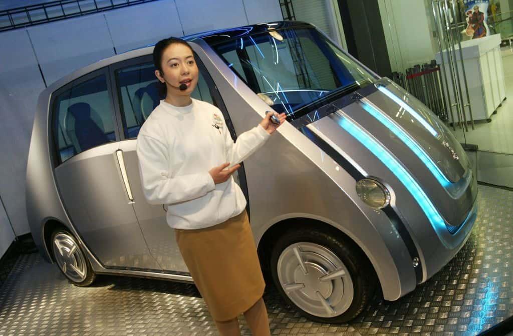 2001 Toyota Pod