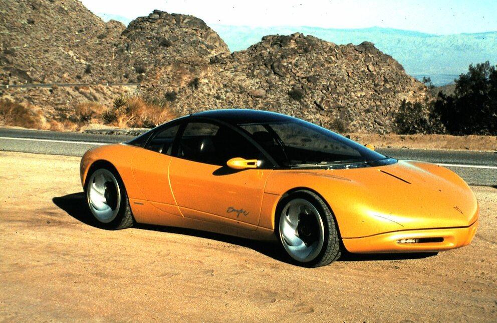 1990 Pontiac Sunfire