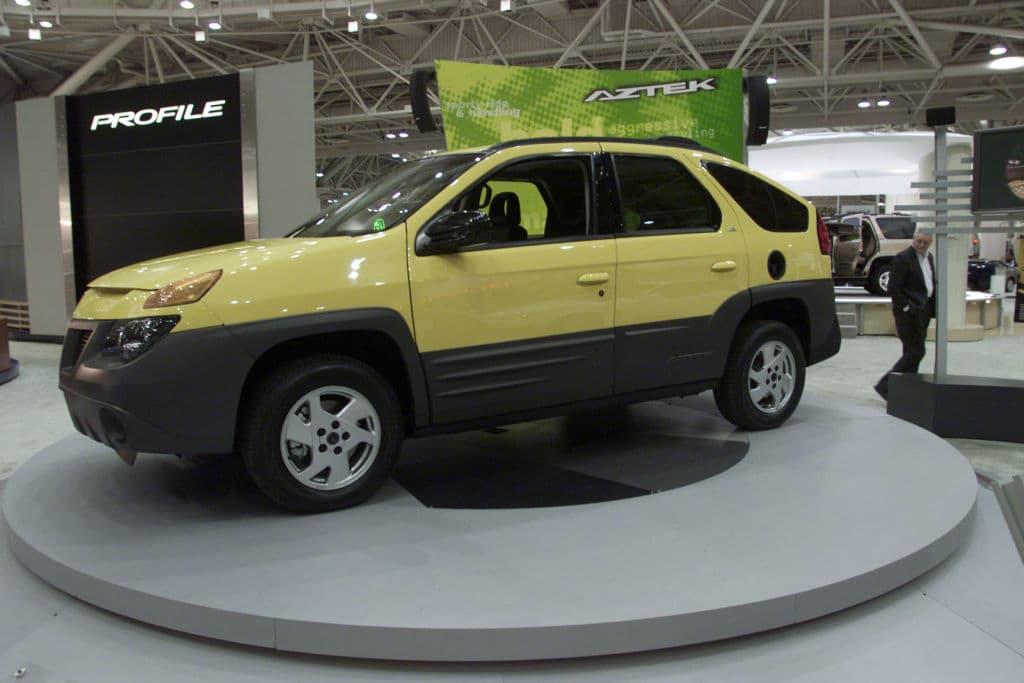 2000 Pontiac Aztek