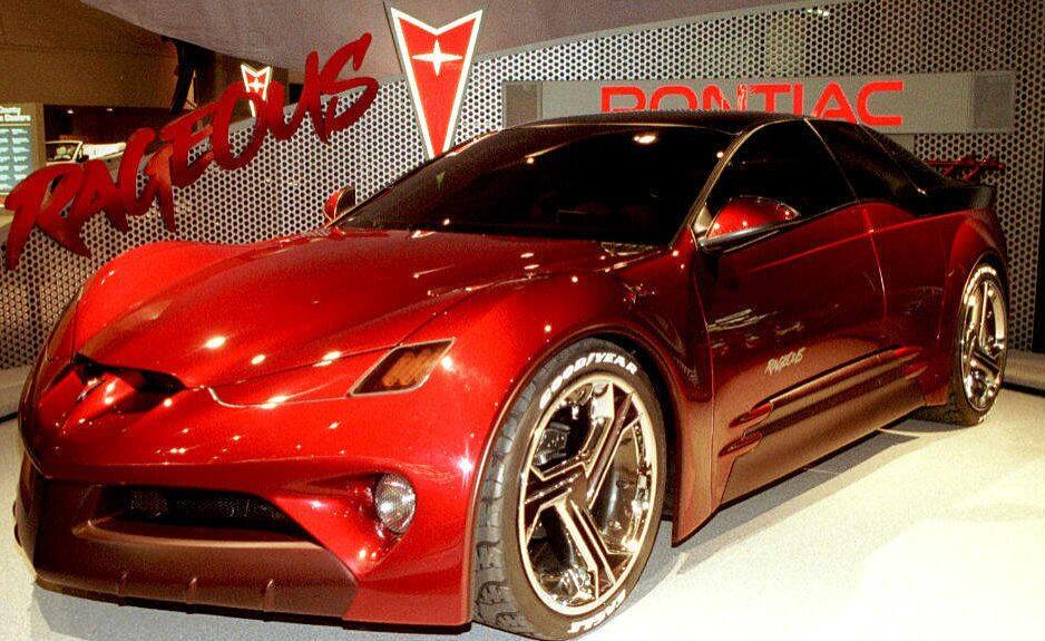 1997 Pontiac Rageous