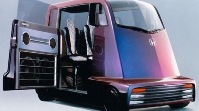 1999 Honda Fuya-Jo