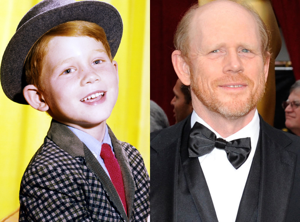 Ron Howard (Opie Taylor)