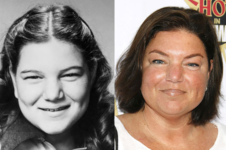 Mindy Cohn (Natalie Green)