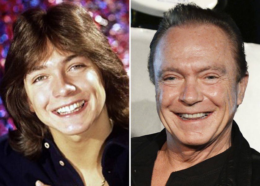 David Cassidy (Keith Partridge)