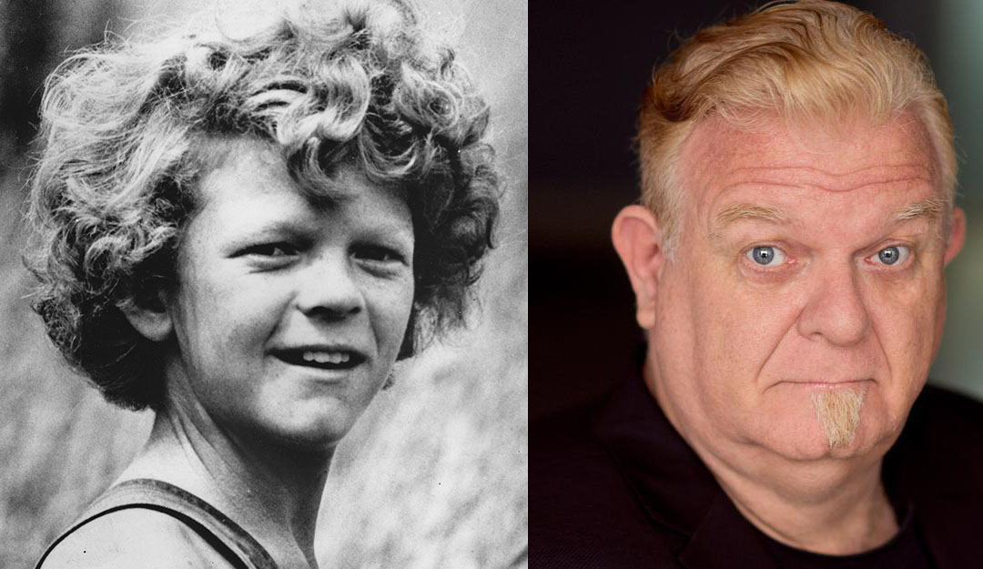 Johnny Whitaker (Jody Davis)