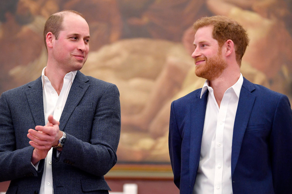 March 2019 – Rumors About Harry And William