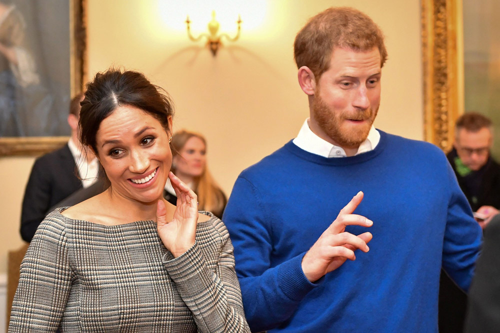 Megxit: What You Need To Know About Harry And Meghan's Big Move To North America
