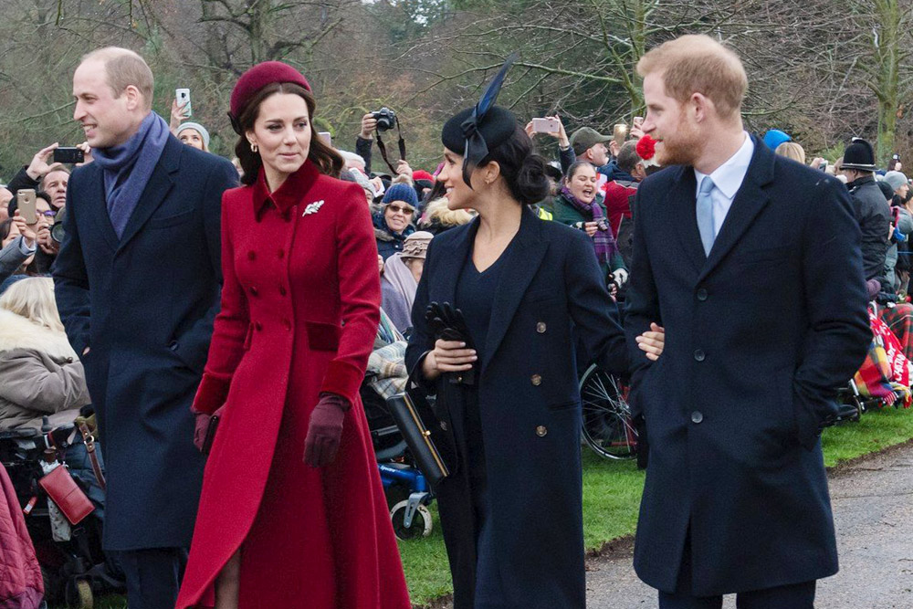 Early June 2019 – Splitting From The Cambridges