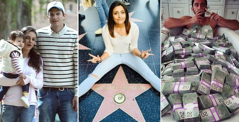These Children Of Celebrities Are Not Getting A Penny From Their Parents