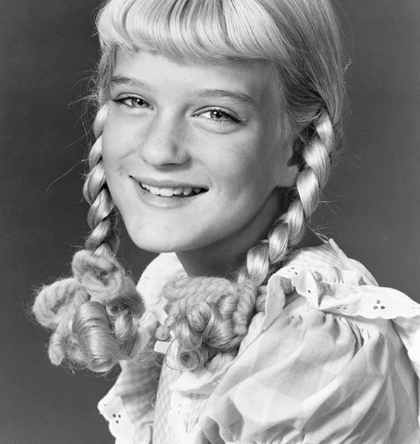 Susan Olsen (Cindy Brady)