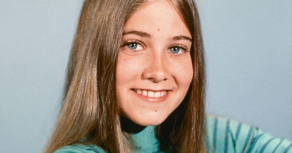 Maureen McCormick (Marcia Brady)