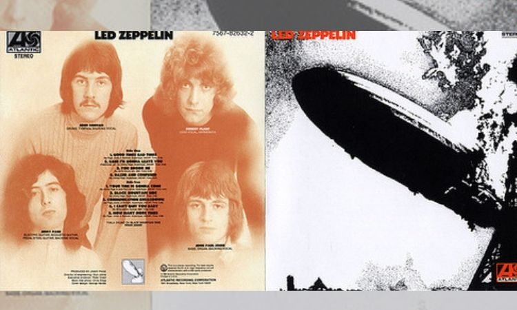 Led Zeppelin, Led Zeppelin (1969)