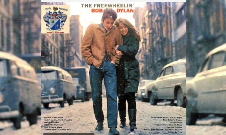 Bob Dylan, The Freewheelin' Bob Dylan (1963)
