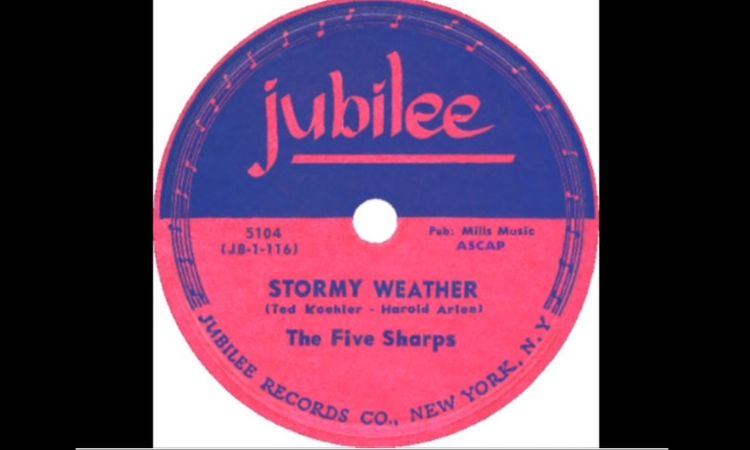 The Five Sharps, Stormy Weather (1952)