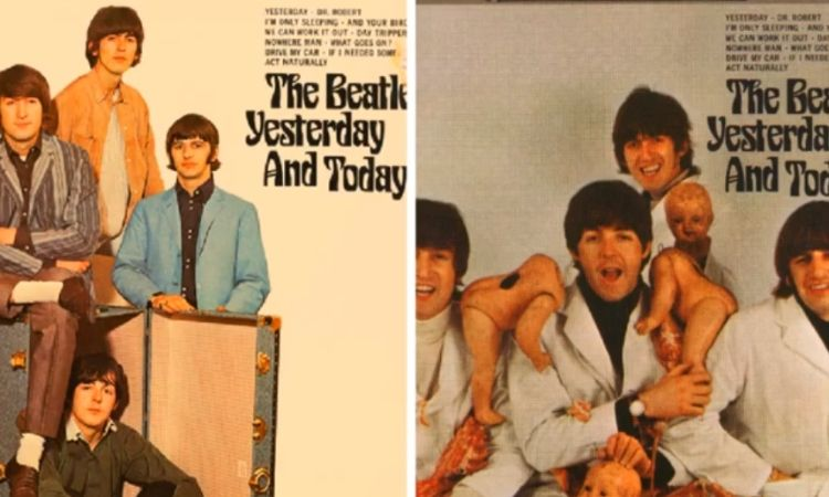 The Beatles, Yesterday and Today (1966)