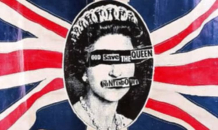Sex Pistols, God Save the Queen (1977)