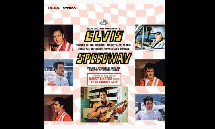 Elvis Presley — Speedway (1968)