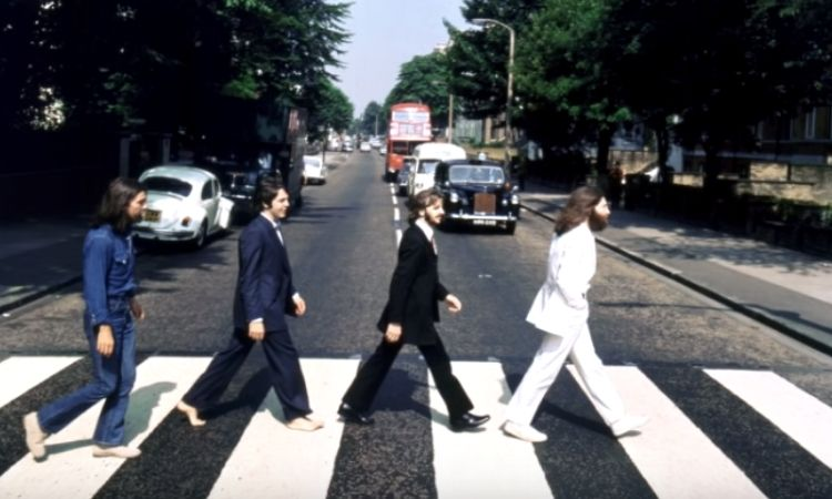 The Beatles — Abbey Road (1969)