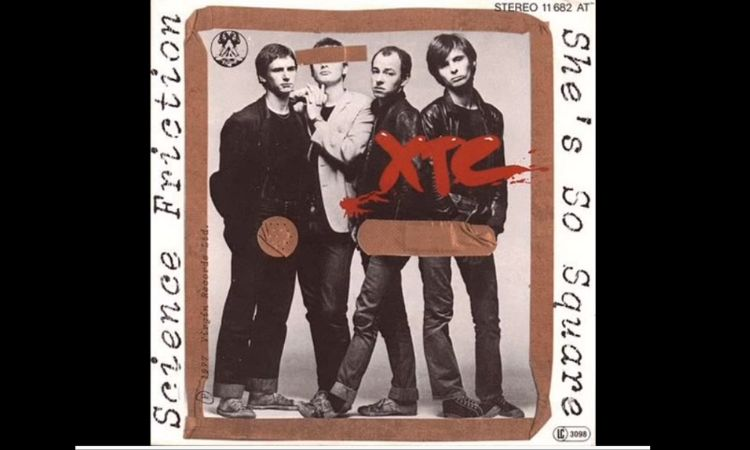 XTC — Science Friction (1977)