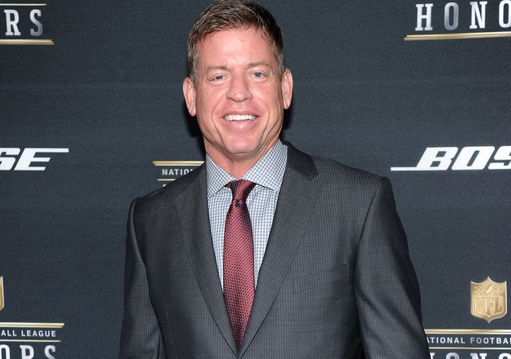 NFL Legend Troy Aikman And Wife Capa Mooty Reveal Secret To Their Happy Marriage