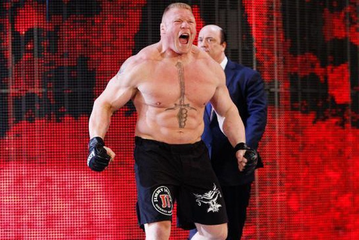Brock Lesnar (2000-2007, 2012-Present)