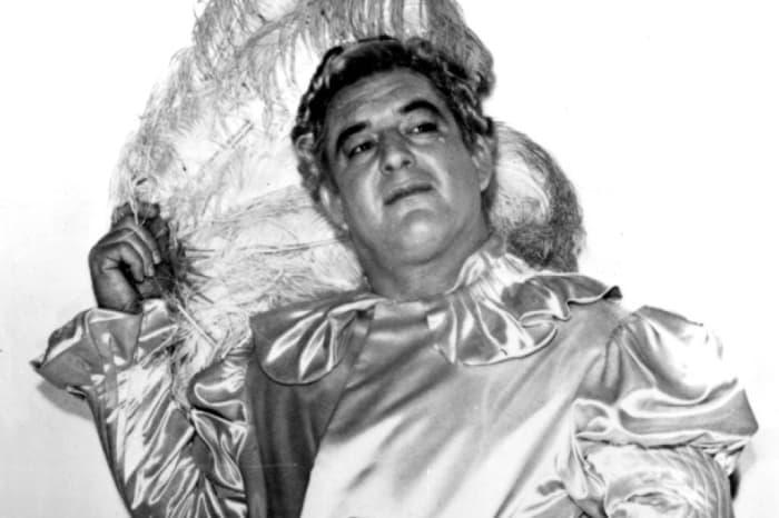 Gorgeous George (1932-1962)