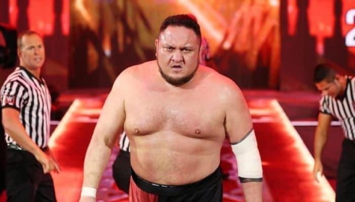 Samoa Joe (1990-Present)