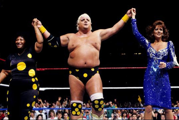 'The American Dream' Dusty Rhodes (1967-2010)