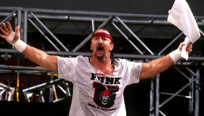 Terry Funk (1965-Present)