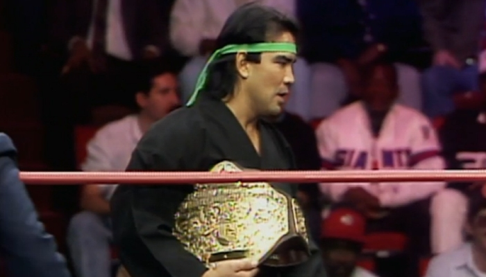 Ricky 'The Dragon' Steamboat (1976-2005)