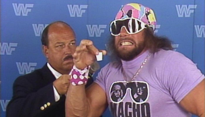 'Macho Man' Randy Savage (1973-2005)