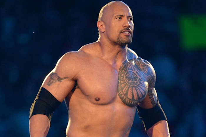 The Rock (1996-2004, 2011-2013)