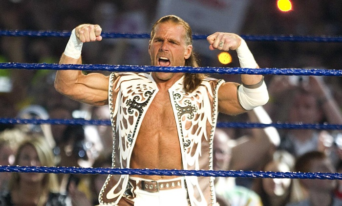 'The Heartbreak Kid' Shawn Michaels (1984-2010)