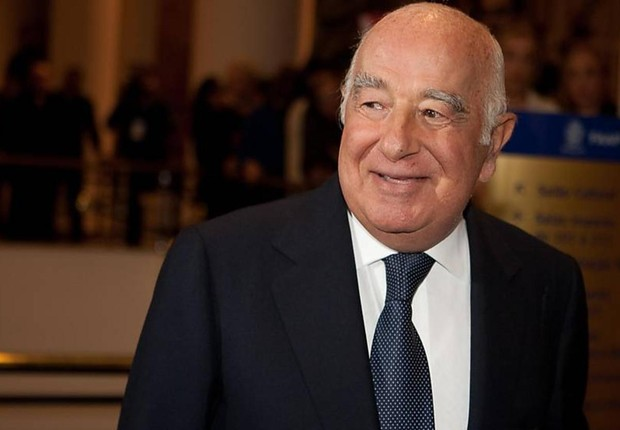 Joseph Safra – US $ 23,8 bilhões