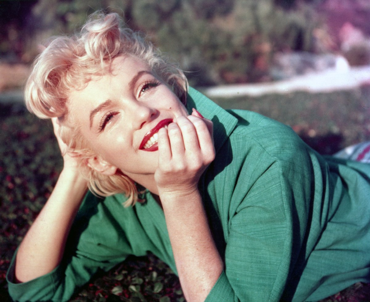 Rare Photos Of The Hollywood Icon Marilyn Monroe