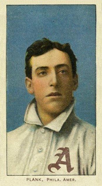 Eddie Plank - 1909 T209