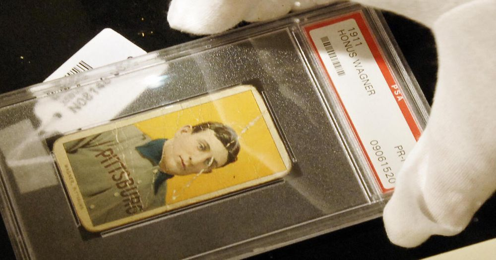 Check Your Attic For These Baseball Cards That Are Worth A Lot Of Money