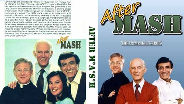 What 'AfterMASH' Was About