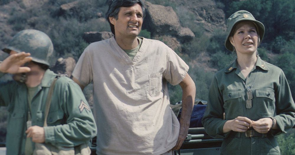M*A*S*H Was Based On A Book