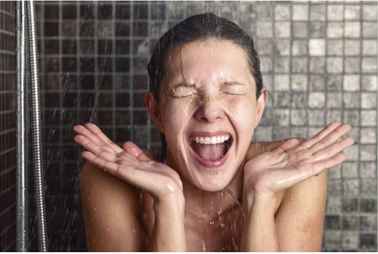 Abitudini da non prendere in doccia