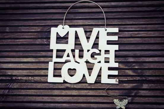 Give The Live-Laugh-Love Sign A Rest