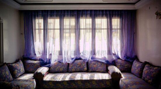 Hang Curtains Correctly